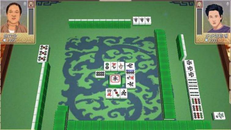在手机里玩六安麻将和卡牌规则更方便_六安麻将手机版下载(图2)